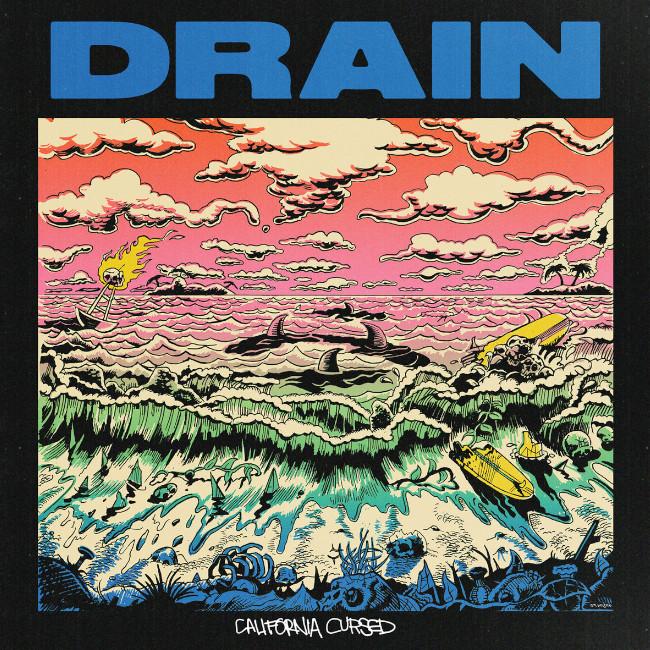 drain        california cursed
