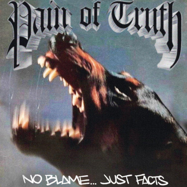 Pain Of Truth - No Blame Just Facts