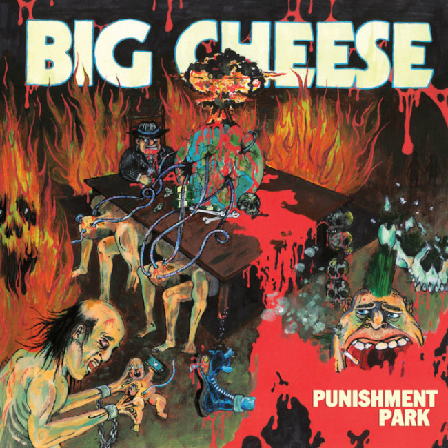 Big Cheese -  Punishment Park