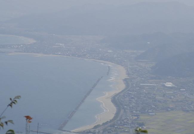 青葉山からの景色